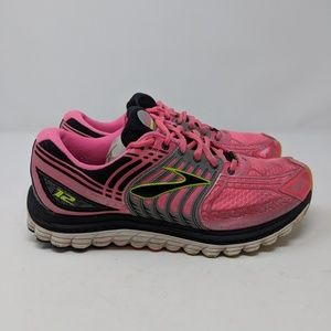 Brooks Glycerin 12 Women's Athletic Running Shoes